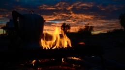 Lyndhurst sunrise, Flinders Ranges