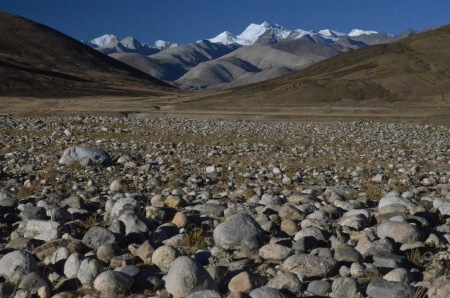 Towards Everest Base Camp, Tibet